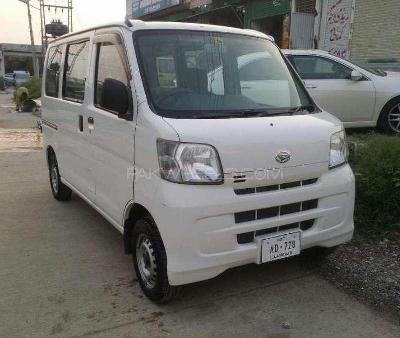 Daihatsu Hijet 2009 Image-1