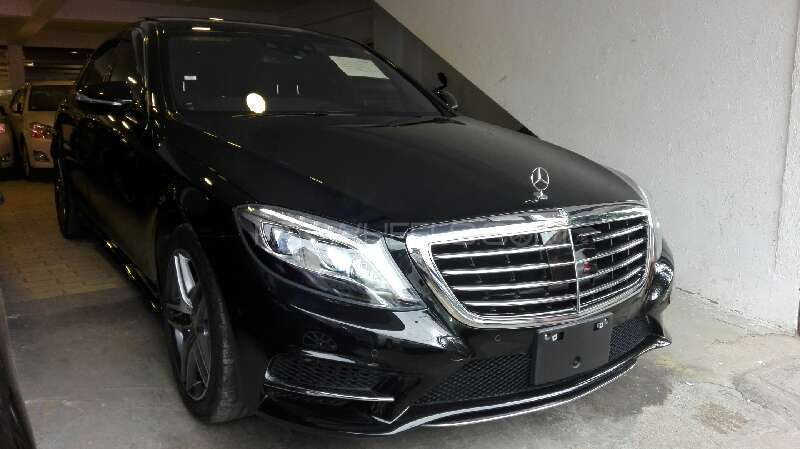Used mercedes benz s class for sale at liberty automobiles for Mercedes benz paint protection package