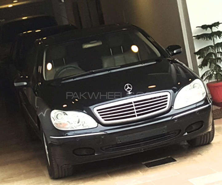 Mercedes benz s class s350 2002 for sale in islamabad for Mercedes benz 2002 s500 for sale
