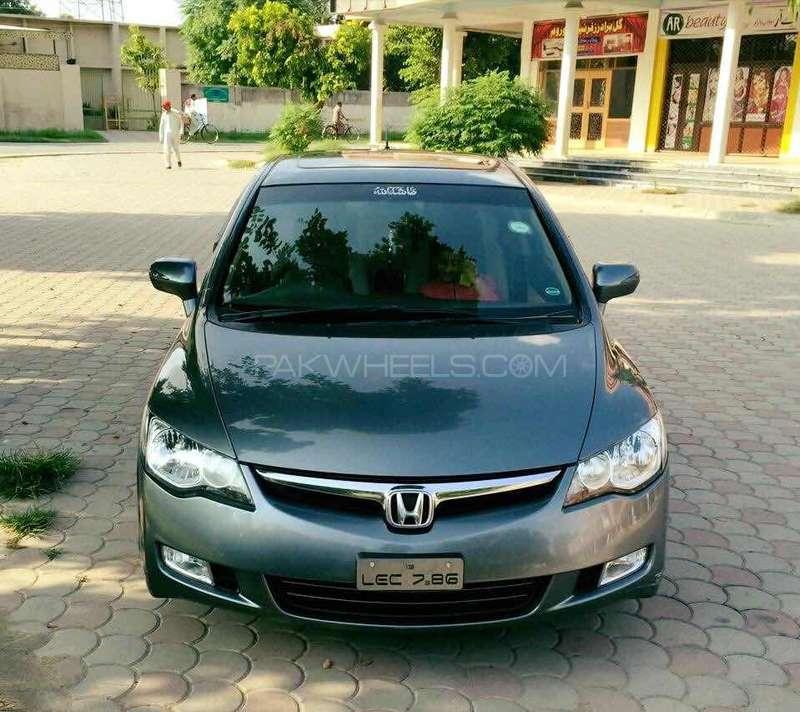 Honda Civic VTi Oriel 1.8 i-VTEC 2012 Image-10