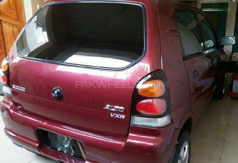 Suzuki Alto 2003 Image-3