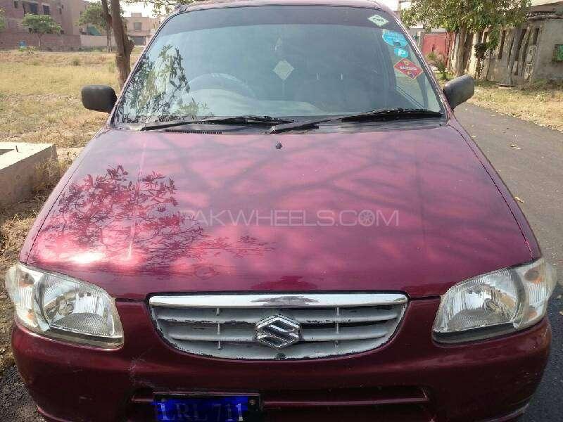 Suzuki Alto 2003 Image-5