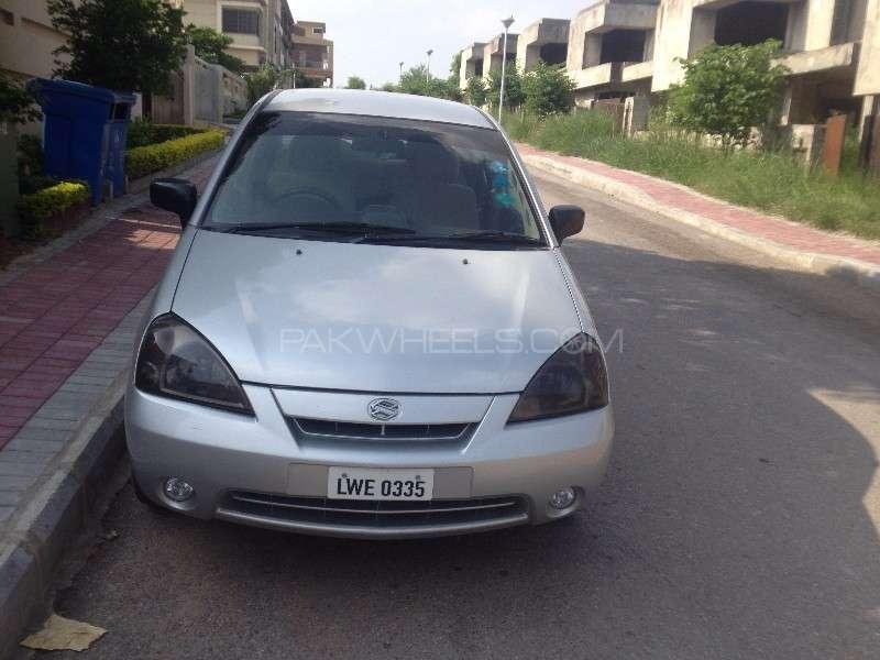 Suzuki Liana For Sale In Islamabad