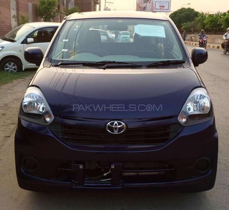 Toyota Pixis Epoch L 2015 Image-1