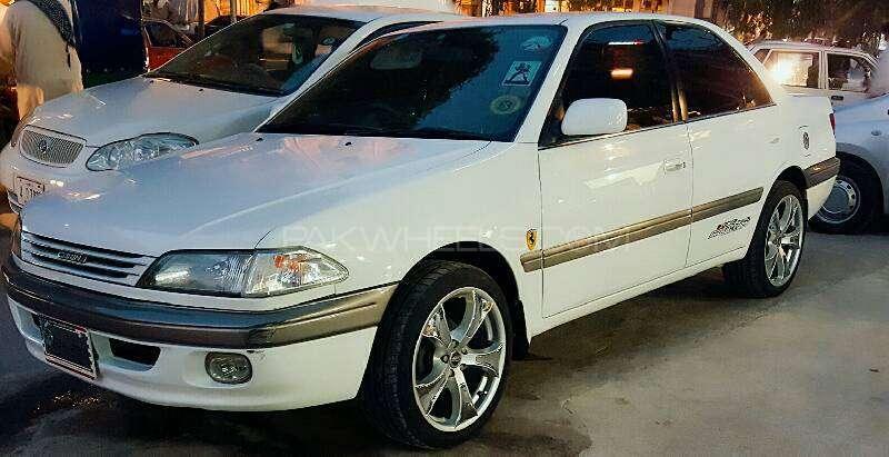 Toyota Carina 1997 Image-1