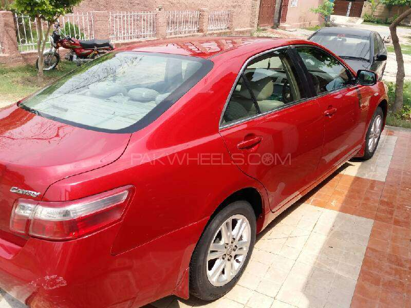 Toyota Camry Up-Spec Automatic 2.4 2007 Image-9