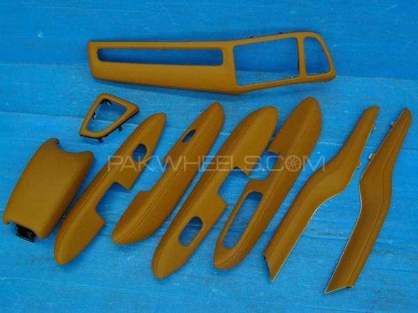 Honda Vezel Z Dash Board Image-1