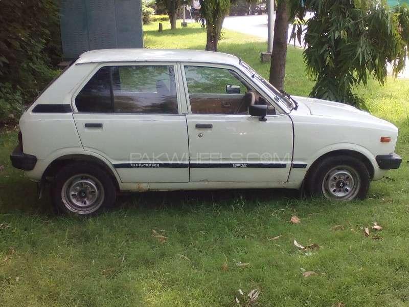Suzuki FX GA 1988 For Sale In Rawalpindi