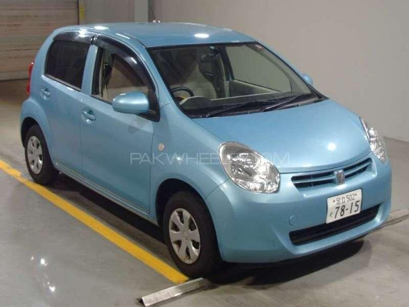 Toyota Passo 2013 For Sale In Karachi Pakwheels
