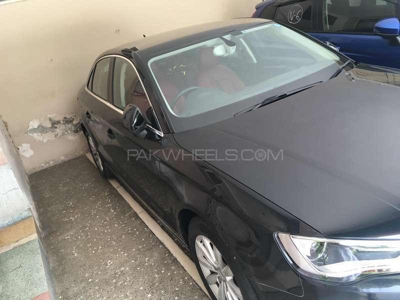 Audi A3 1.4 TFSI 2015 Image-1