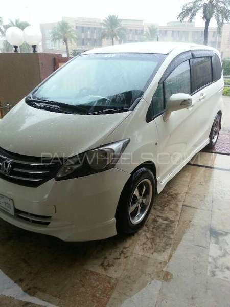 Honda Freed G L PACKAGE 2008 Image-2