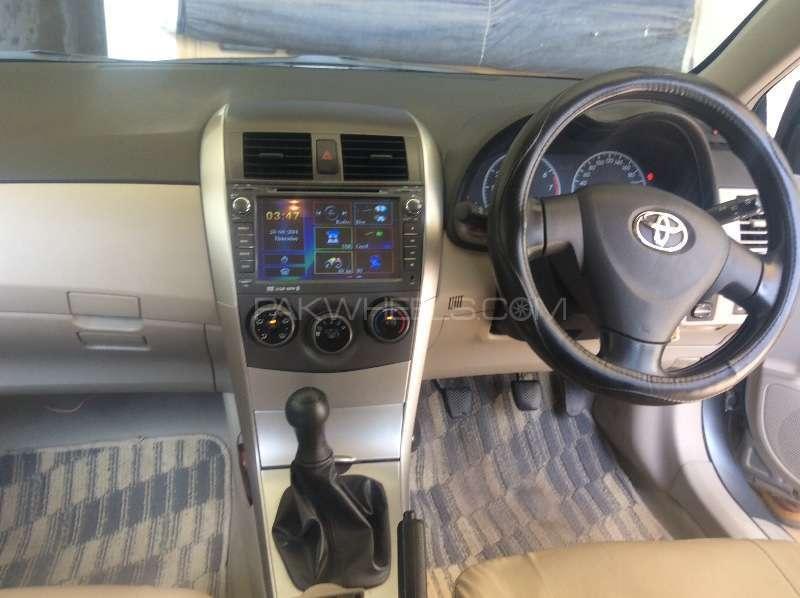 Toyota Corolla GLi 1.3 VVTi 2013 Image-7