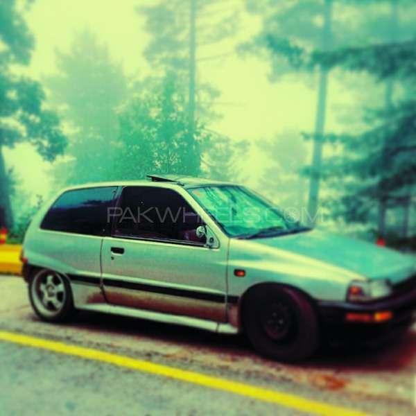 Daihatsu Charade GT-ti 1988 Image-4