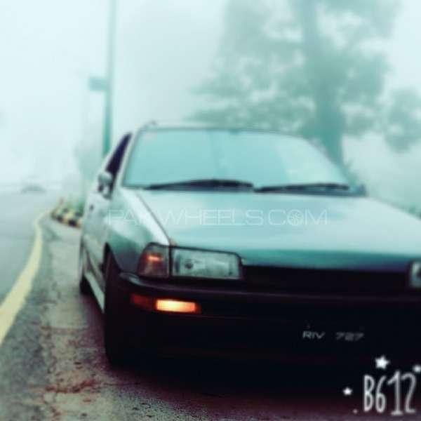 Daihatsu Charade GT-ti 1988 Image-5