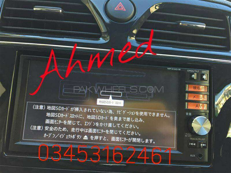 nissan mp313d w sd card sell Image-1