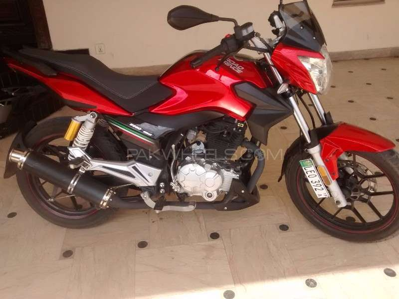 Used Road Prince Wego 150 2016 Bike For Sale In Lahore