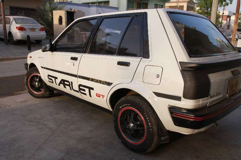 Toyota Starlet 1.3 1986 Image-11