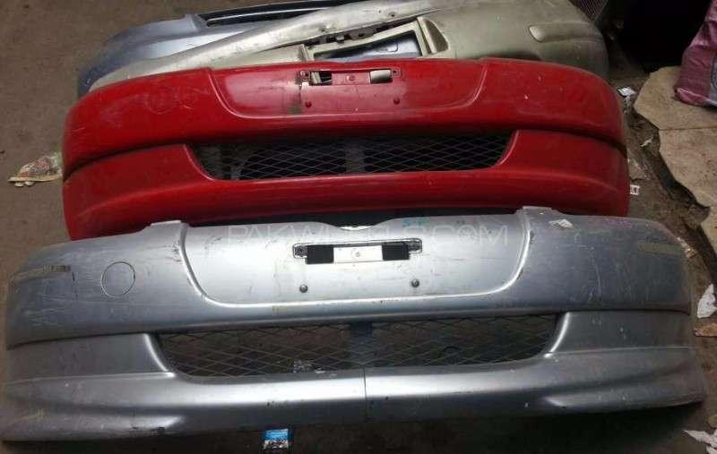 Vitz front bumper Image-1