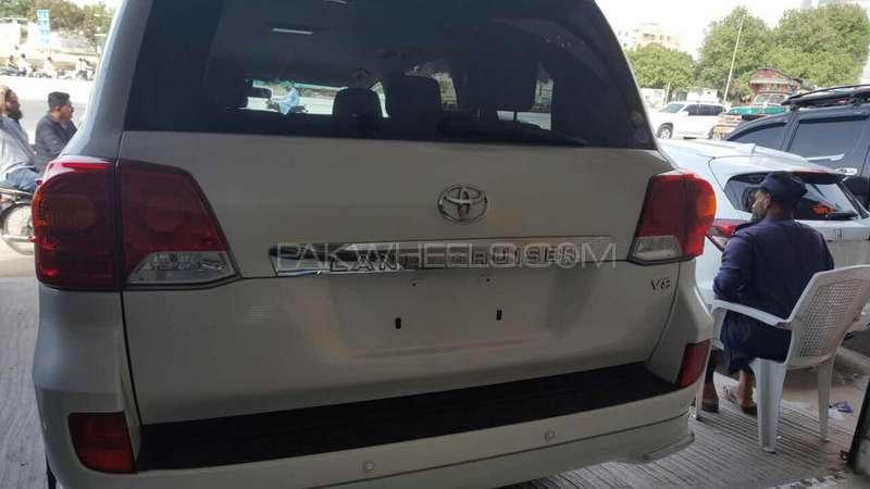 Toyota Land Cruiser AX 2011 Image-7