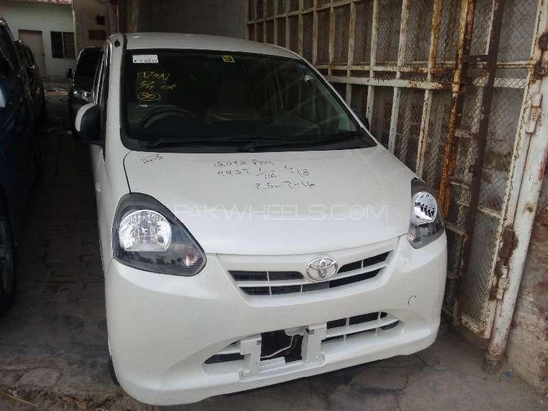Toyota Pixis D 2013 Image-1