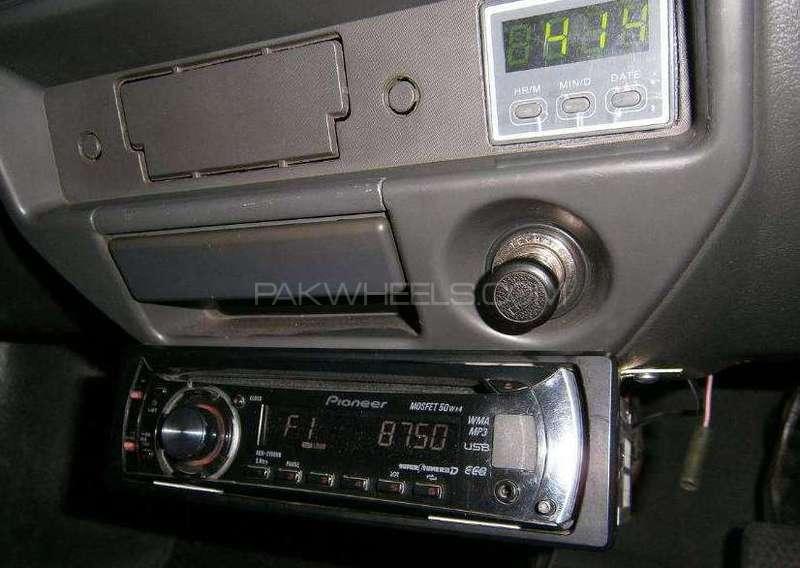 Suzuki Mehran Dashboard LED Clock Image-1