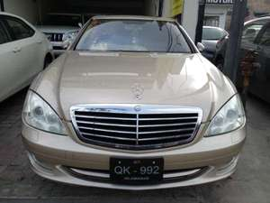 Mercedes Benz S Class S500 2006 for Sale in Lahore
