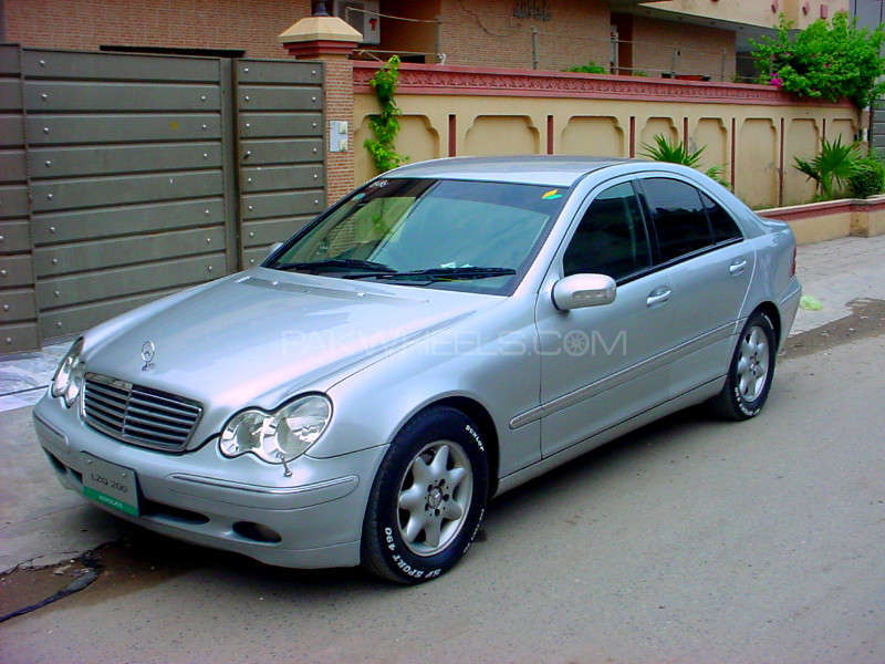Mercedes C Class  For Sale In Pakistan