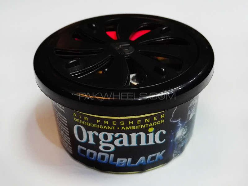 Organic Cool Black Air Fresh Image-1