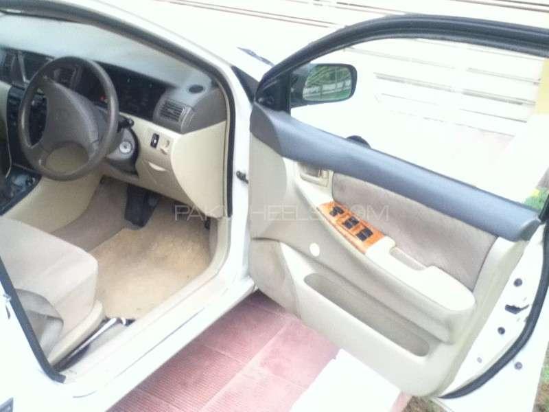Toyota Corolla XLi 2006 Image-8