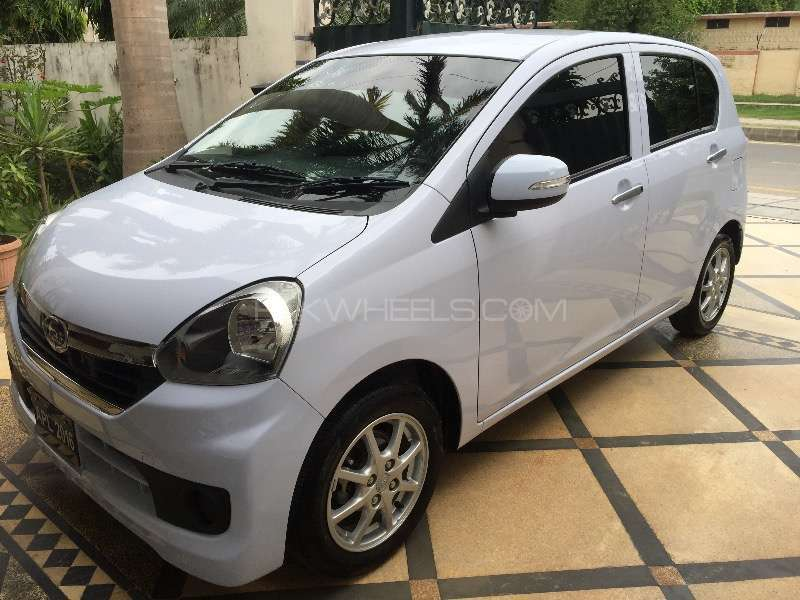 Daihatsu Mira G Smart Drive Package 2013 Image-1