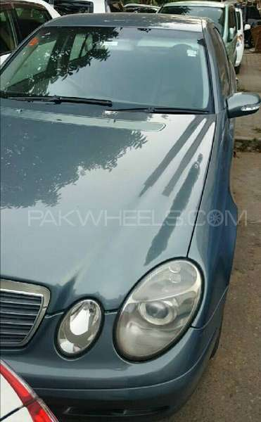 Mercedes Benz E Series 2005 For Sale In Islamabad Pakwheels
