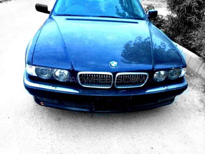 BMW 7 Series 740i 2000 Image-5