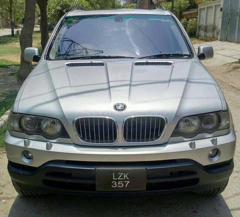 BMW X5 Series 4.4i 2003 For Sale In Lahore