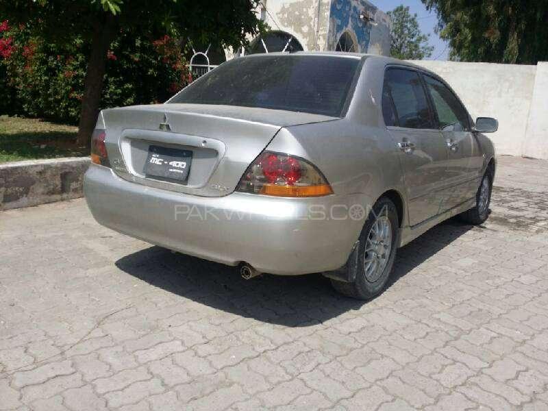Mitsubishi Lancer GLX 1.6 2006 Image-5