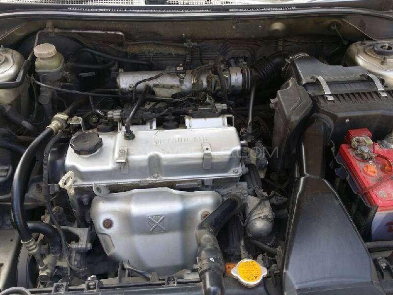 Mitsubishi Lancer GLX 1.6 2006 Image-12