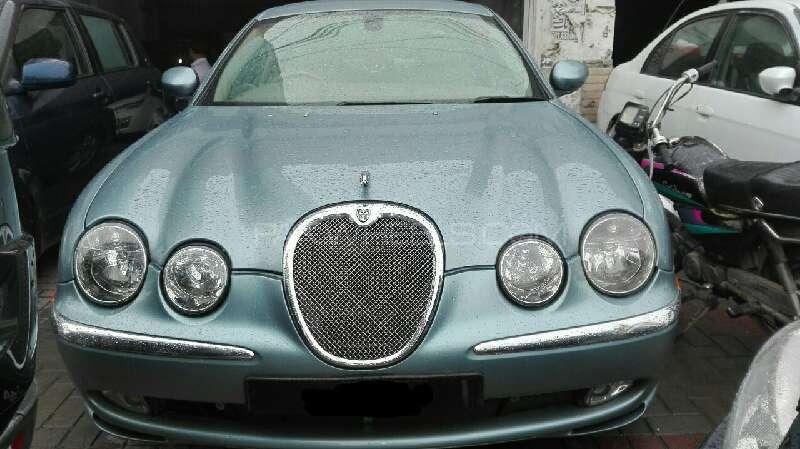 Jaguar S Type 2003 Image-1