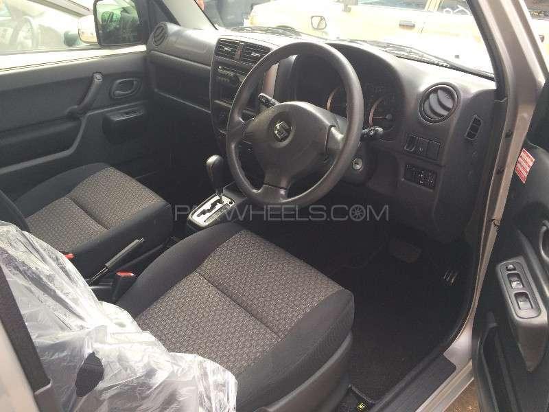 Suzuki Jimny X-ADVENTURE XA 2011 Image-2