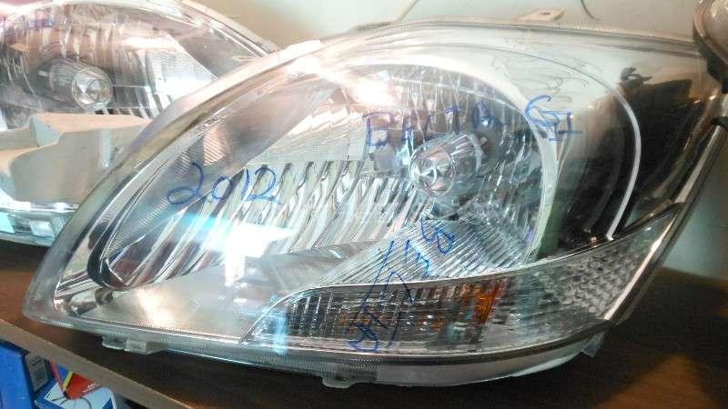 Toyota Belta Headlights  Image-1