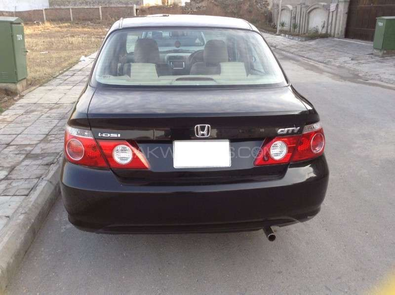 Honda City i-DSI 2007 Image-4