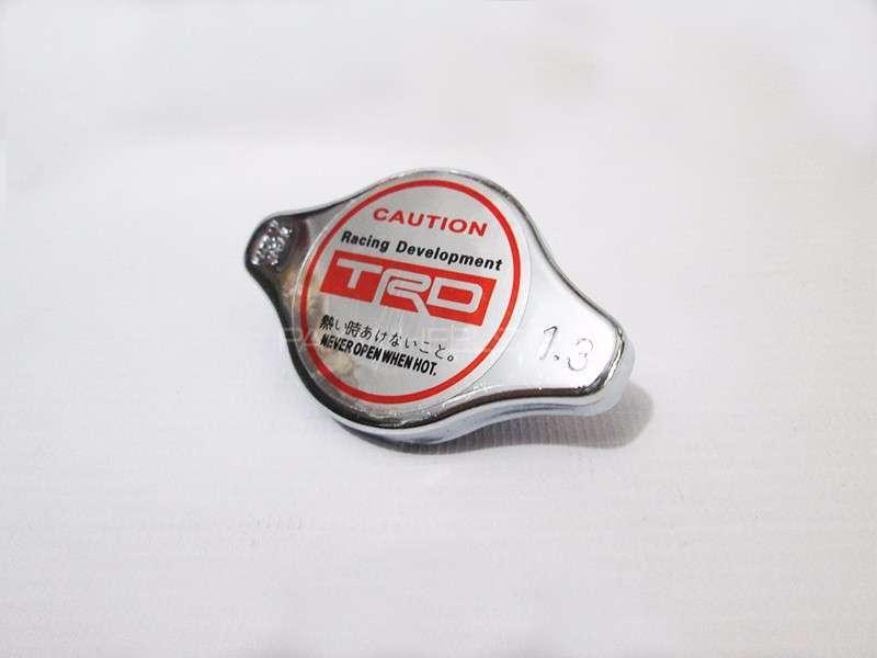Radiator Cap - TRD-K2 - PA10 Image-1