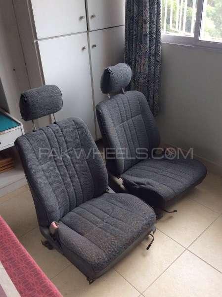 Toyota Indus Corolla Geniune Orginal Car Seats Image-1