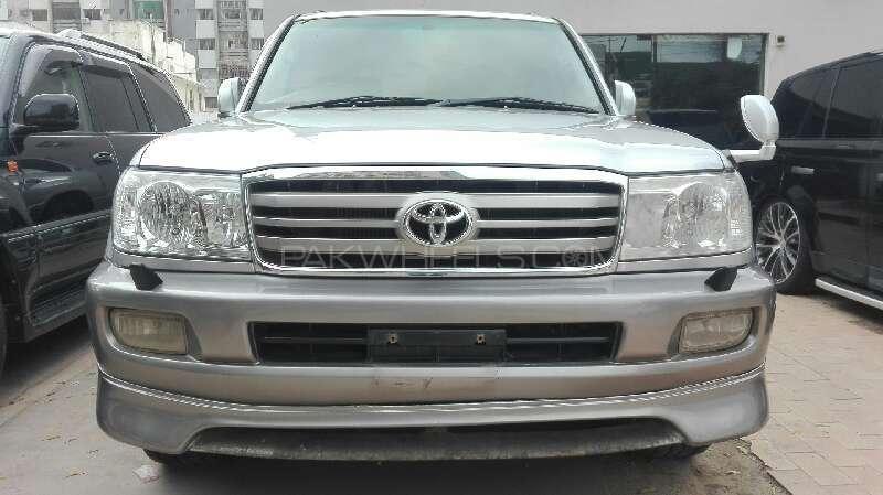 Toyota Land Cruiser VX Limited 4.7 2007 Image-1