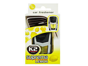 Suprema - Lemon - Air Freshener - A/C Grill - K2- PA10 in Lahore
