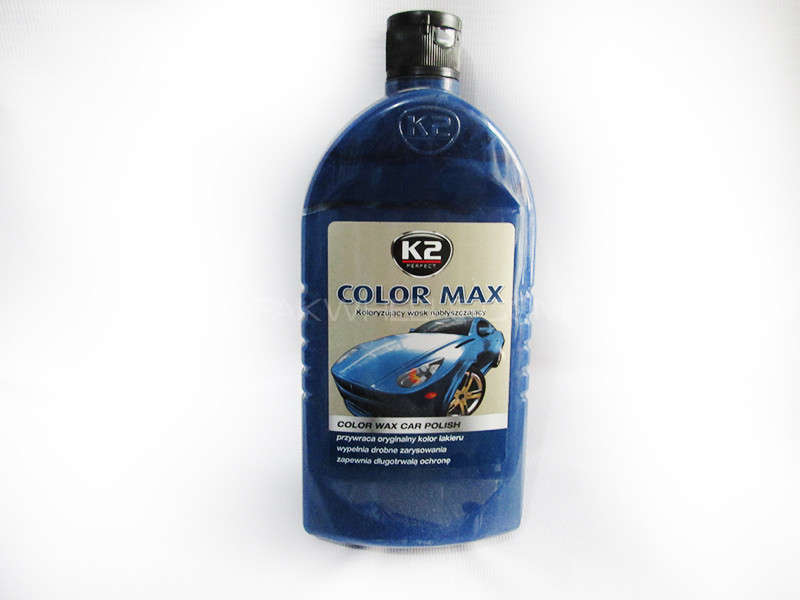 K2 COLOR MAX 500ml Blue - PA10 Image-1