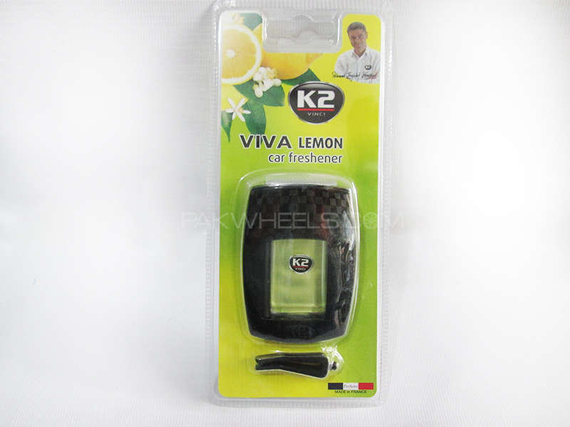 Viva Lemon - Air Freshener - A/C Grill -K2- PA10 Image-1