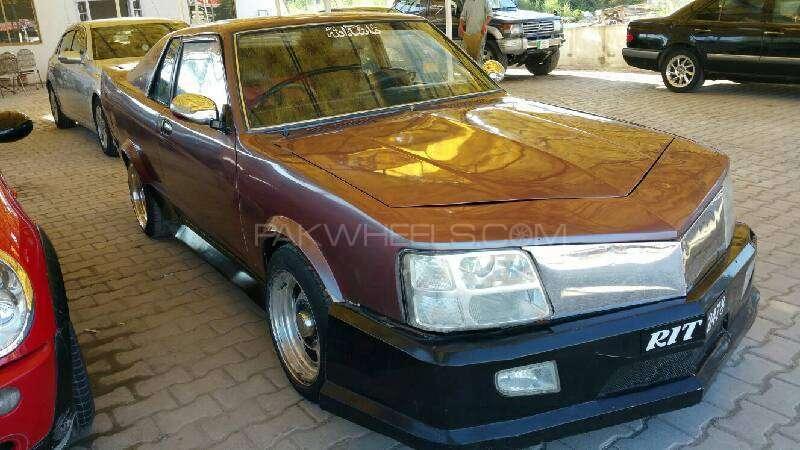 Datsun Coupe 1200 1990 Image-1