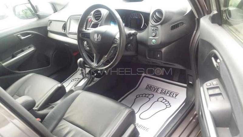 Honda Insight Exclusive XL INTER NAVI SELECT 2014 Image-4