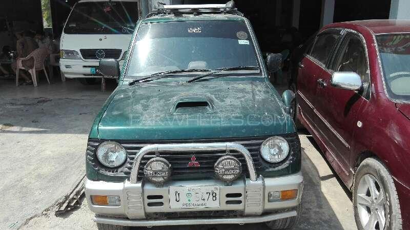 Mitsubishi Pajero Mini VR 1995 Image-1
