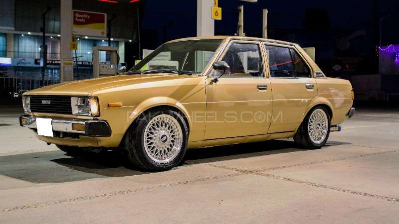 Corona Auto Body >> Toyota Corolla 1980 for sale in Peshawar | PakWheels