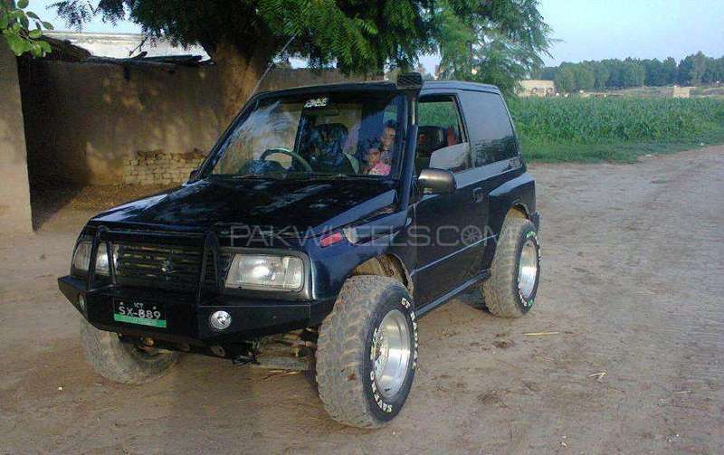 Suzuki Vitara XL 7 1992 Image-1